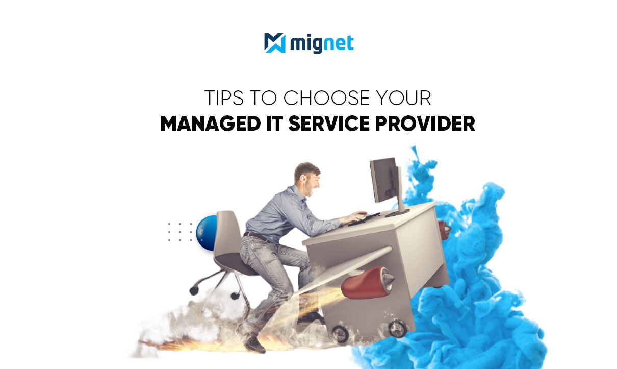 Managed IT services in Dubai
