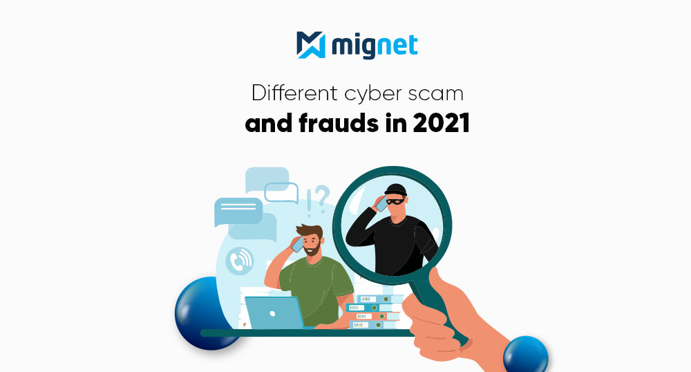 cyber scam and frauds